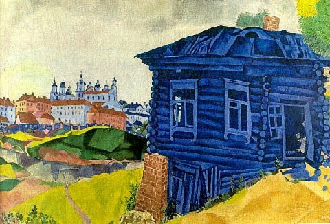 +1178 Marc Chagall   Maison bleue.jpg