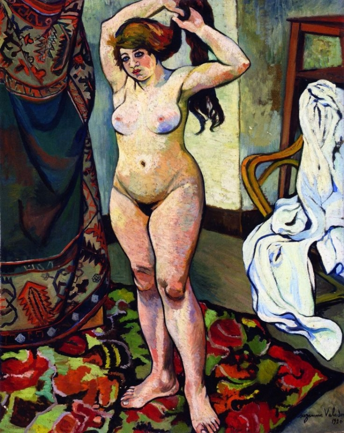 +9aSuzanne Valadon Nude Fixing Her Hair.jpg