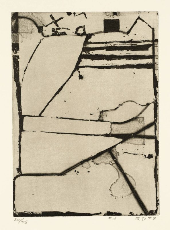+931 Richard Diebenkorn #4 from Five Aquatints with Drypoint, 1978..jpg