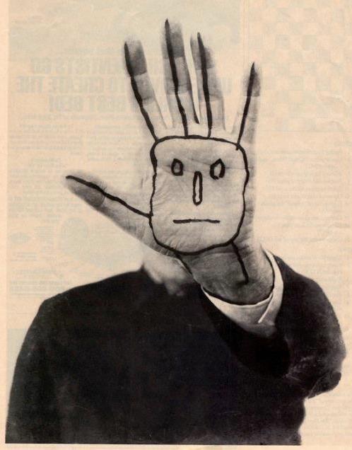 +1093 Saul Steinberg     Last Self-portrait     c.1998.png