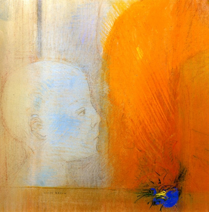 +1426 Odilon Redon  the-child.jpg