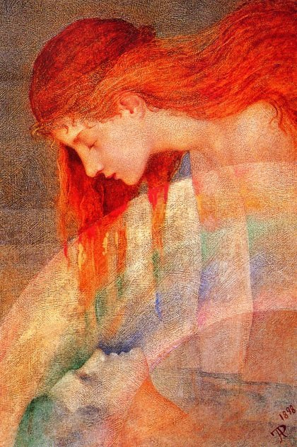 ++1298 Phoebe Anna Traquair Love's Testament, 1898.jpg