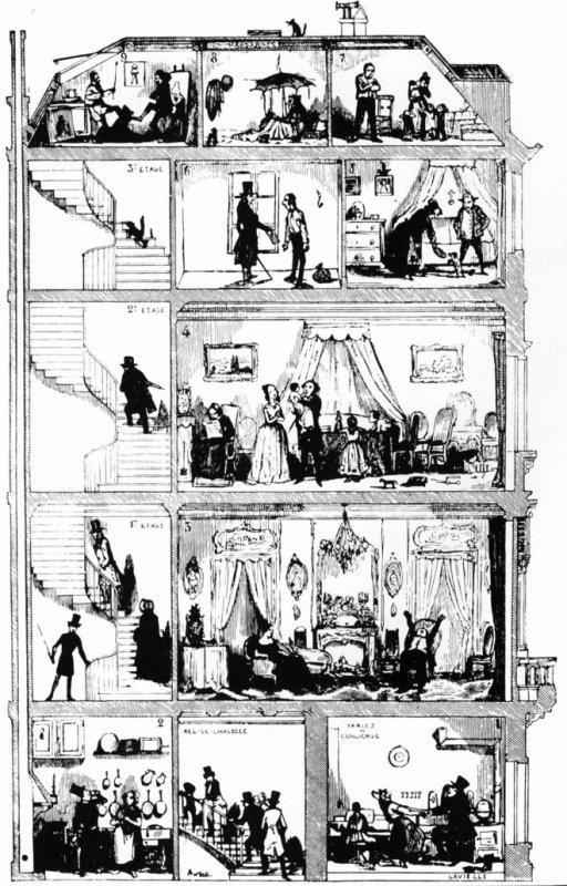 +932 anonyme Un immeuble du 19e siècle Paris-haussman.jpg