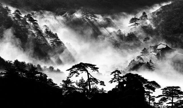 +991 Wang Huangshan  Wusheng Mt..jpg