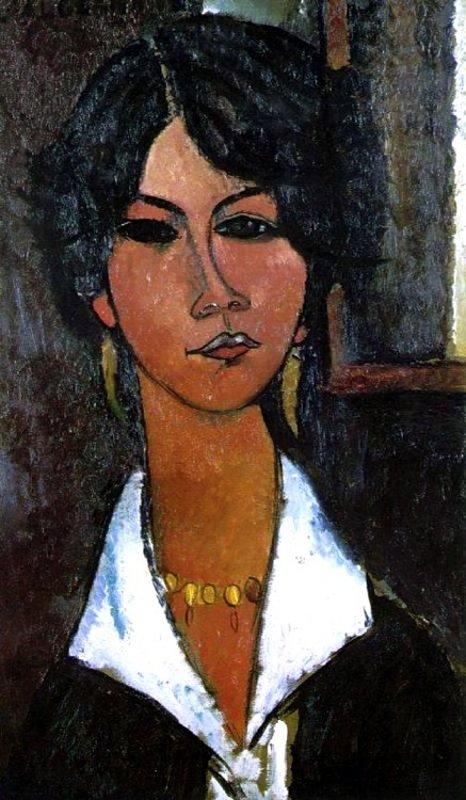 +2314b Amedeo Modigliani   Woman of Algiers (Almaisa), 1917.jpg