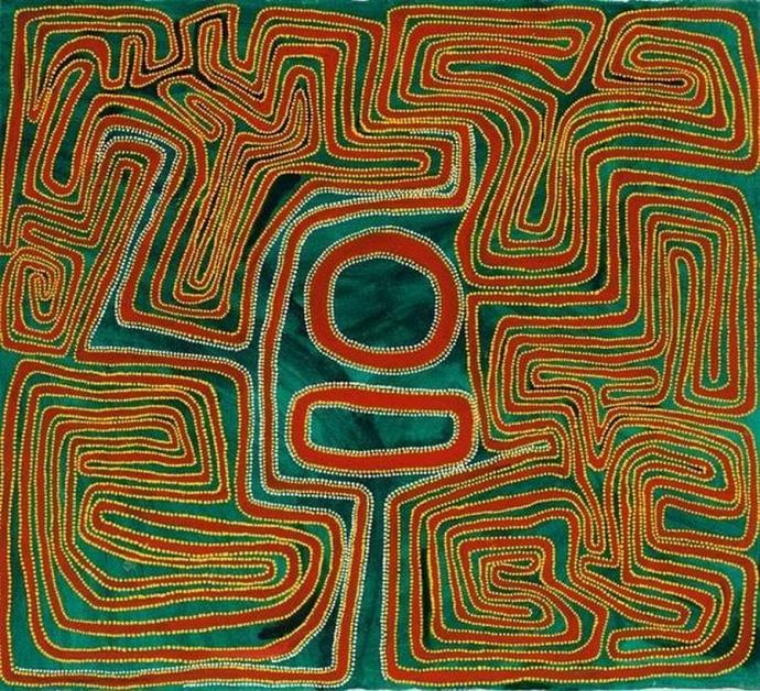 +++Wayampajarti, 2001, by Mawukura Jimmy Nerrimah.jpg