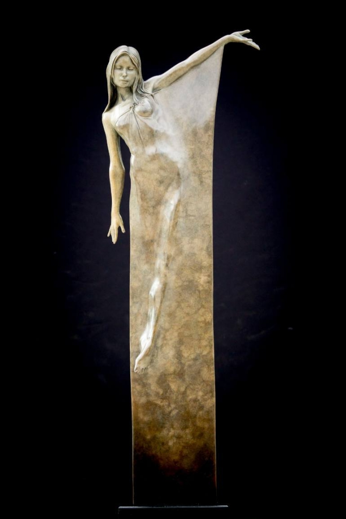 +Seraphina - Sculpture by Michael James Talbot.jpg