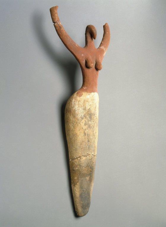 +1092 Predynastic Period, Naqada IIa Ma'mariya, Egypt  ca. 3650 -3300 B.C.E..jpg