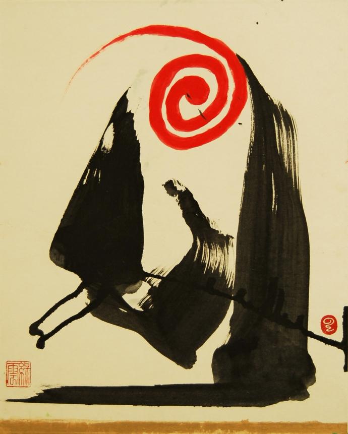+Irene Chou (1924-2011) - Life is a Many Splendoured Thing, 2007.jpg