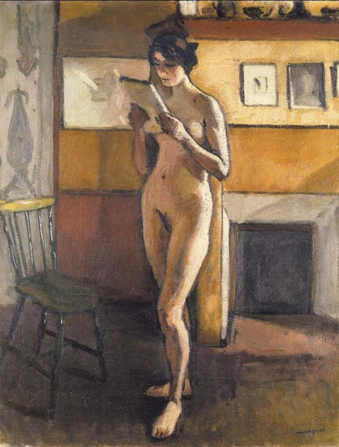 +9aAlbert Marquet Standing Female Nude.jpg