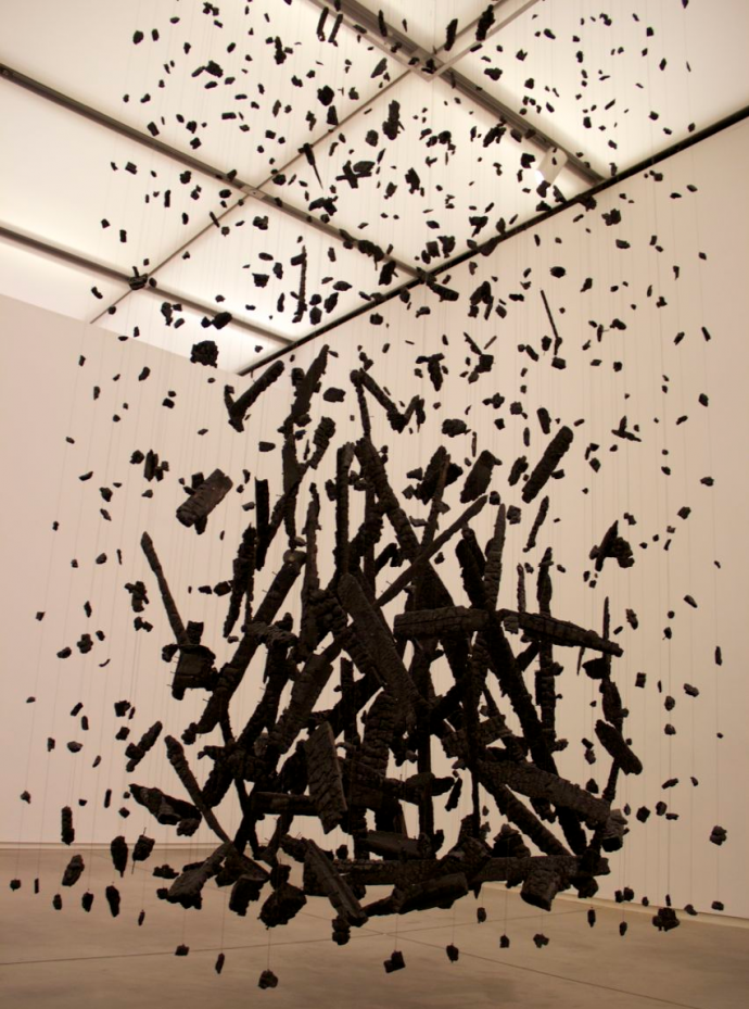 ++Hanging Fire, 1999 by Cornelia Parker.png
