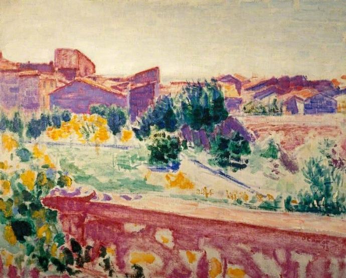 + 2794 The Balustrade, 1913 - Roderic O'Conor (1860–1940).jpg
