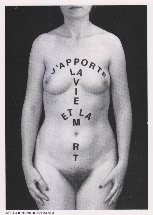 +3Marcel Mariën. Le Pont aux Ânes. Lebeer-Hossmann  Les Lèvres Nues, 1987.jpg