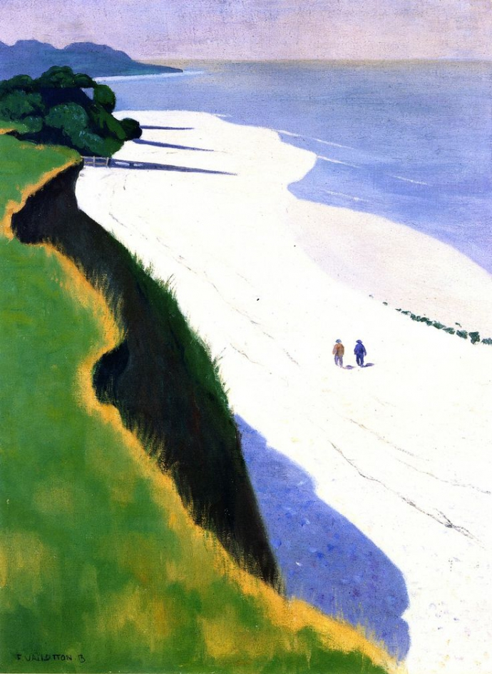 +1493 Felix Vallotton  The White Beach, 1913.jpg