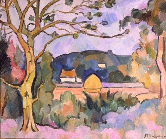 +2694 Jean Metzinge   Landscape (1904).jpg