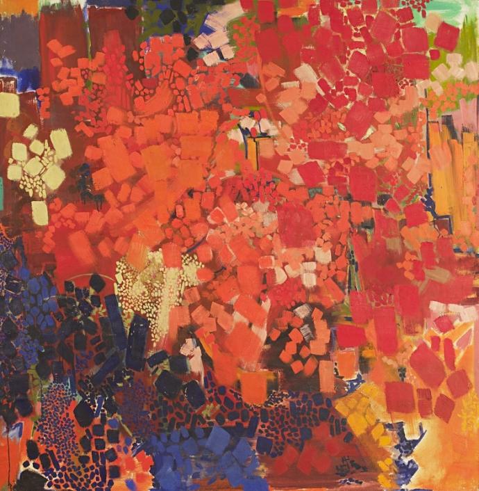 +++ Keller Fair II, 1959 - Lynne Mapp Drexler.jpg