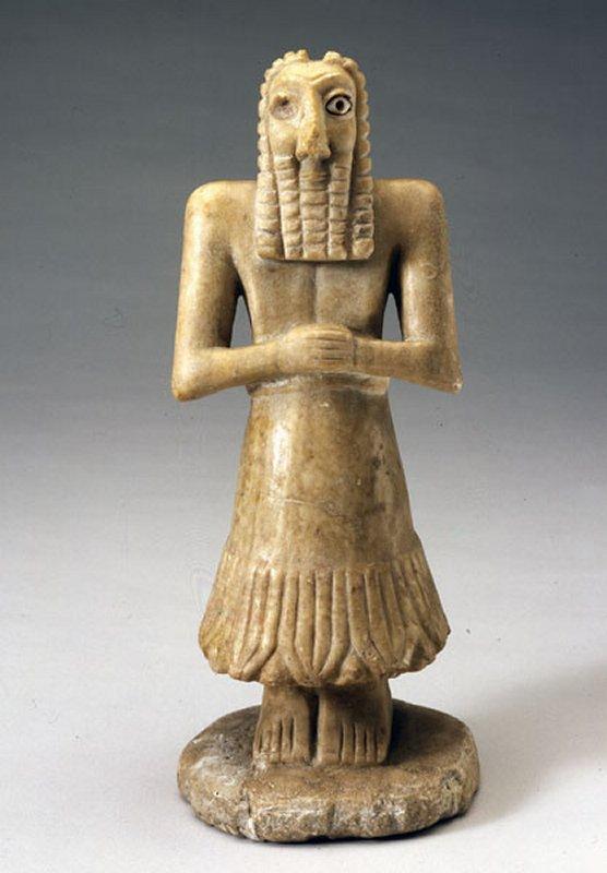 867 art sumérien homme en prière  3000 - 2500 BC.jpg