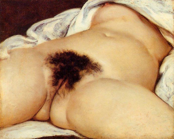 ++1444 Gustave Courbet origine du monde 1866.jpg