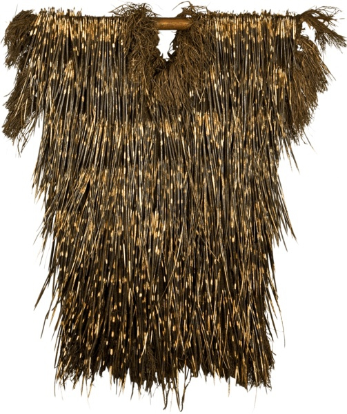 +678 Africa  Porcupine Dance Tunic from the Kaka people of the Grasslands, Cameroon 20è s.jpg