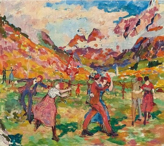 +22Alberto Giacometti Spring Dance at Stampa, 1922.jpg