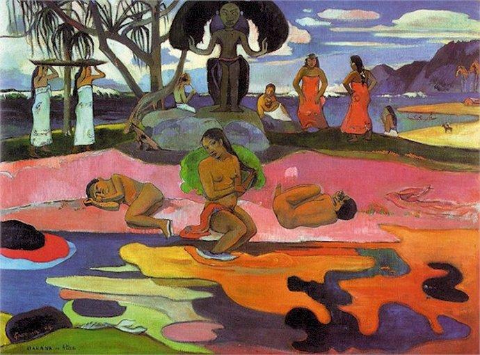 141 Paul Gauguin jour de dieu.jpg