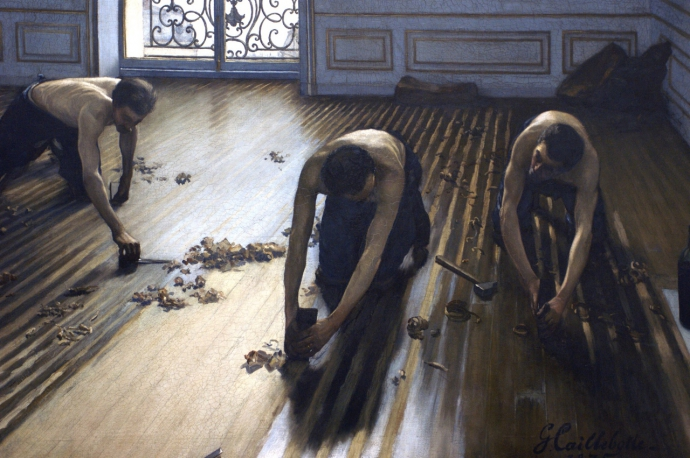 +1703 Gustave Caillebotte - The Parquet Planers, 1875..jpg