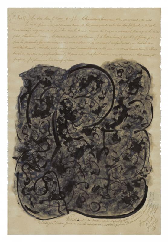700b Jeanne Tripier  Vénus et sa succursale astrologique divine, 1937.png