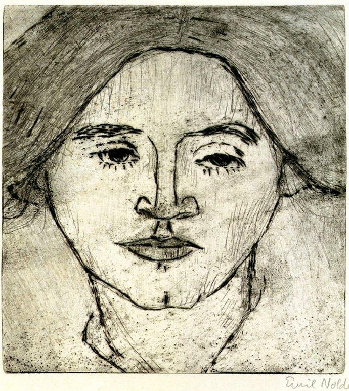 +2465 Emil Nolde - Madame Ada Nolde  1911.jpg