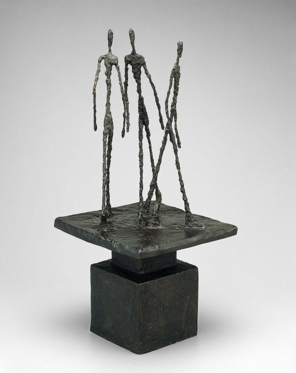 +1786 Alberto Giacometti. Three Men Walking II, 1948–49.jpg