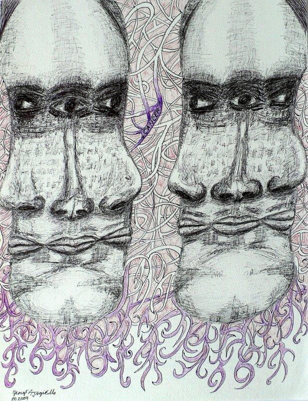 +843 George Jagiello-Melancholic ink 2009.JPG