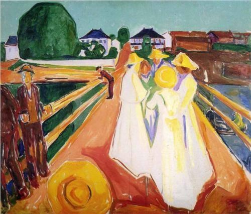 +1720 Donne sul ponte, Edvard Munch.jpg