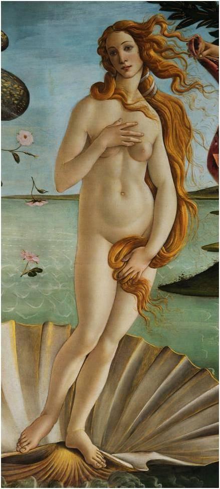 +2Sandro Botticelli  La naissanec de Vénus ( détail).jpg