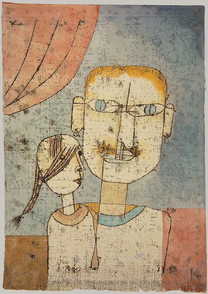 +1250 Paul Klee Adam and Little Eve, 1921.jpg