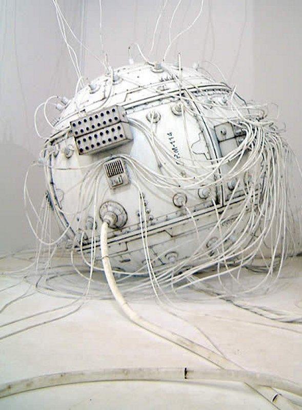 808 Motohiko Odani sculpture fantastique 02.jpg