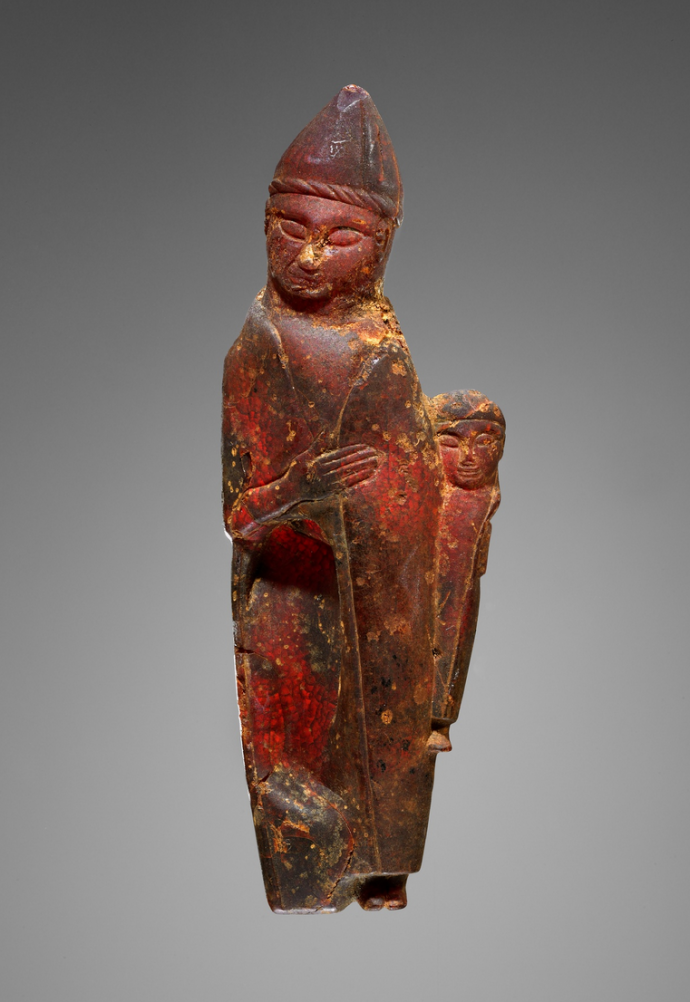 ++2005 Art étrusque Female holding a child (Kourotrophos)  600-550 bc.png