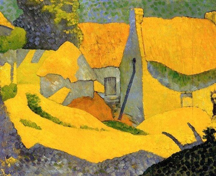 +1556 Paul Serusier, 1890  ferme jaune au Pouldu.jpg