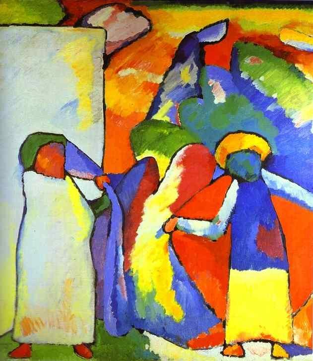 +++1516 Wassily Kandinsky  Improvisation-6-African 1909.jpg