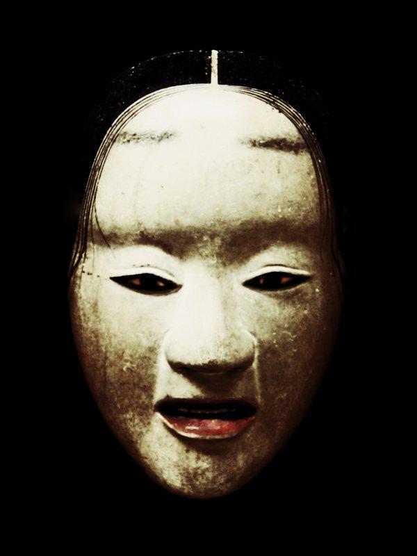 +667b Ko-Omote masque de théâtre Nô ère Heian c. 1000.jpg
