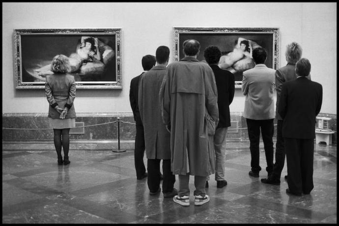 +4Elliott Erwitt - Museo del Prado - Madrid - 1995.jpg
