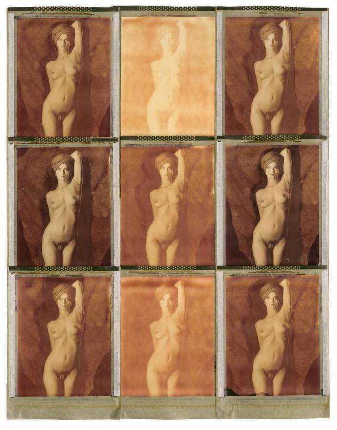 ++2212 Thomas Karsten, 1995  Yvette Neunmal, double exposures on polaroid.jpg