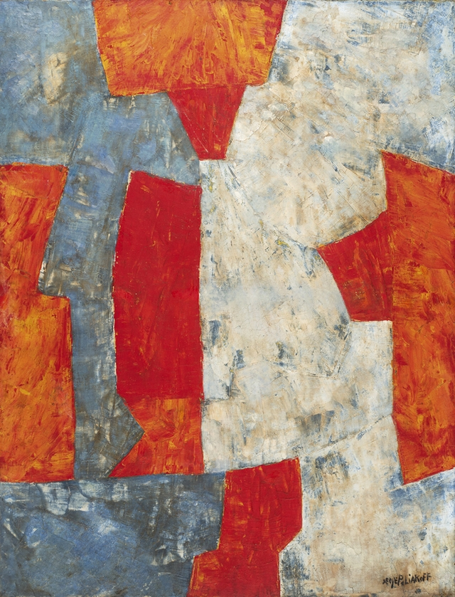++1416 Serge POLIAKOFF, composition, 1961.jpg