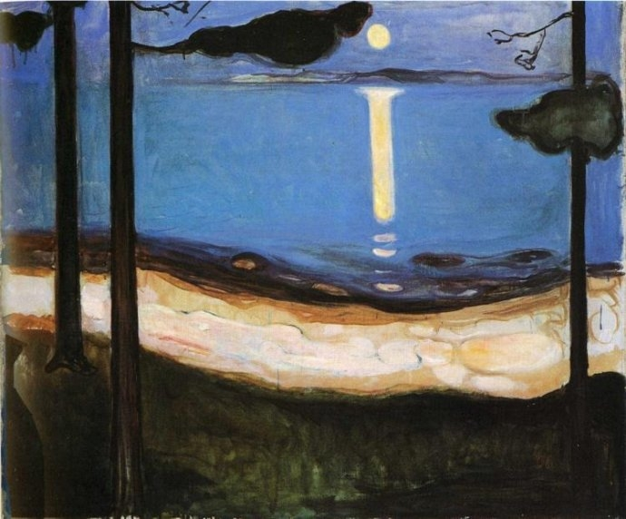 ++1055 Edvard Munch. Moonlight. 1895.jpg