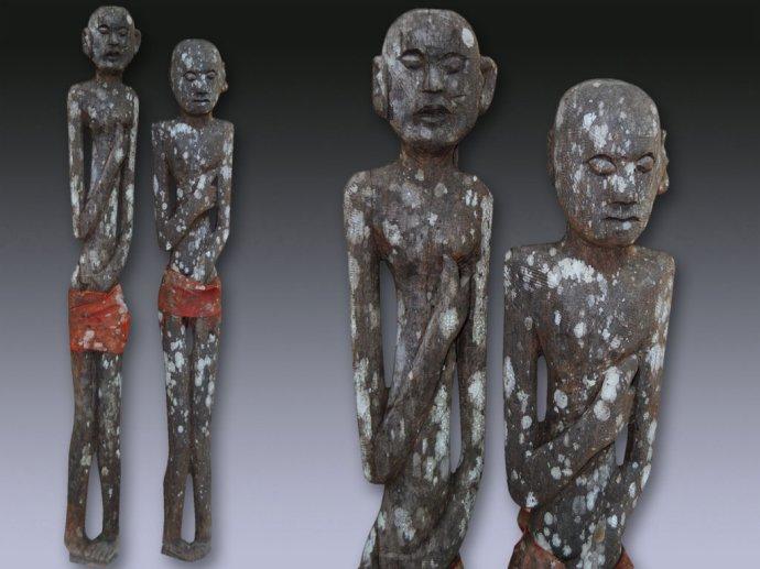 +579 art dayak Hampatong guardiennes des cultures Dayak Benu'aq 02.jpg