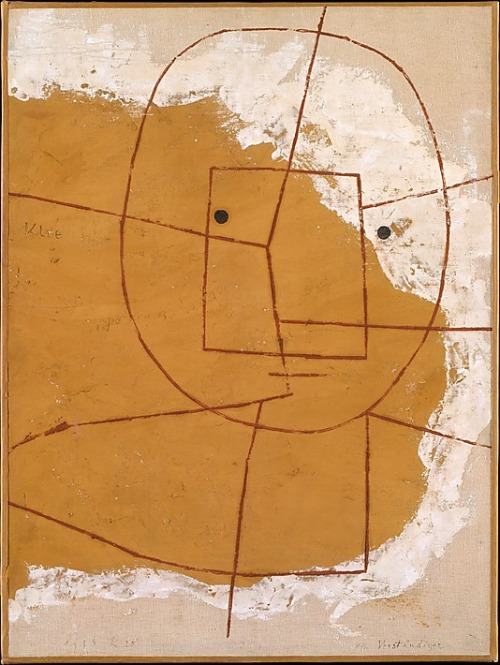 +2239 Paul Klee  One who understands  1934.jpg