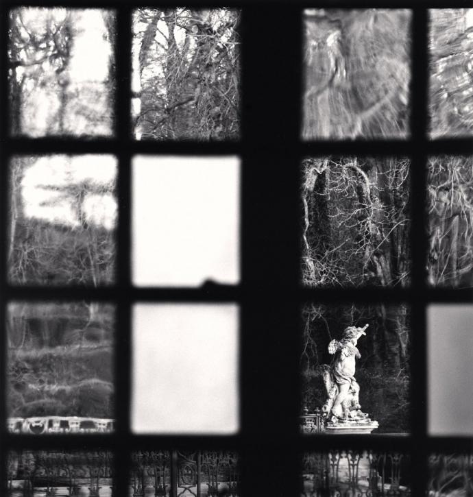 + Michael Kenna Window View, Château de Haroué, Lorraine, France, 2013.jpg