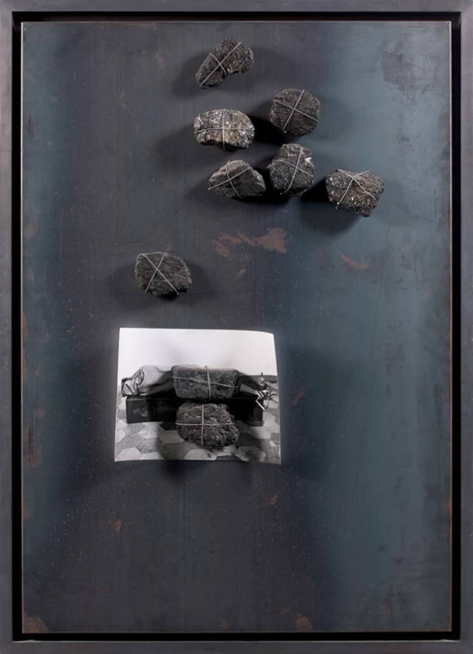 +++ 2775 Jannis Kounellis  Untitled, 1991.png