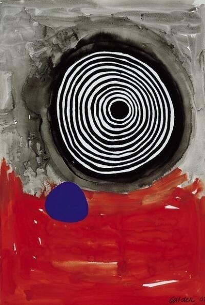 +Alexander Calder - Maelstrom with Blue, 1967.jpg