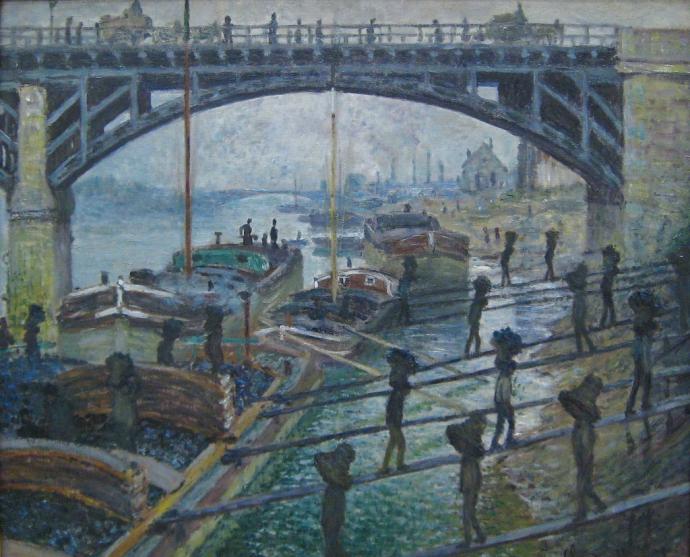 +1703 Claude Monet, Les déchargeurs de charbon, 1875.jpg