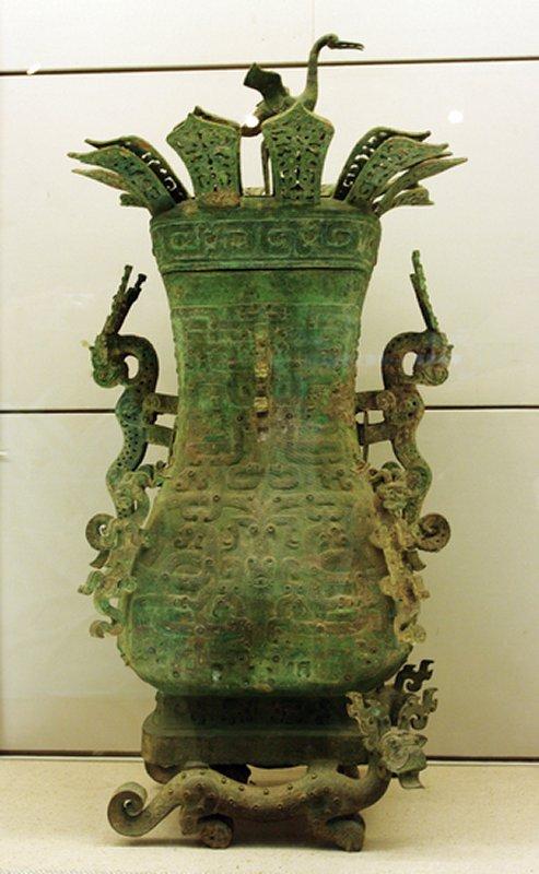 +616 Vase fanghu de Lajialou, fin VIIe début VIe siècle av..jpg