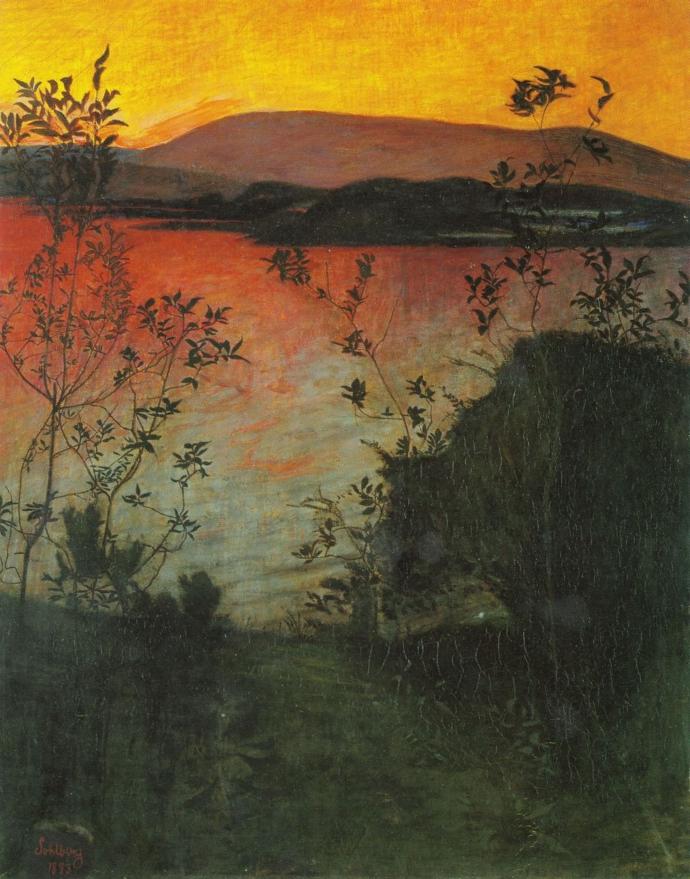 966b Harald Sohlberg-Natteglød.jpg